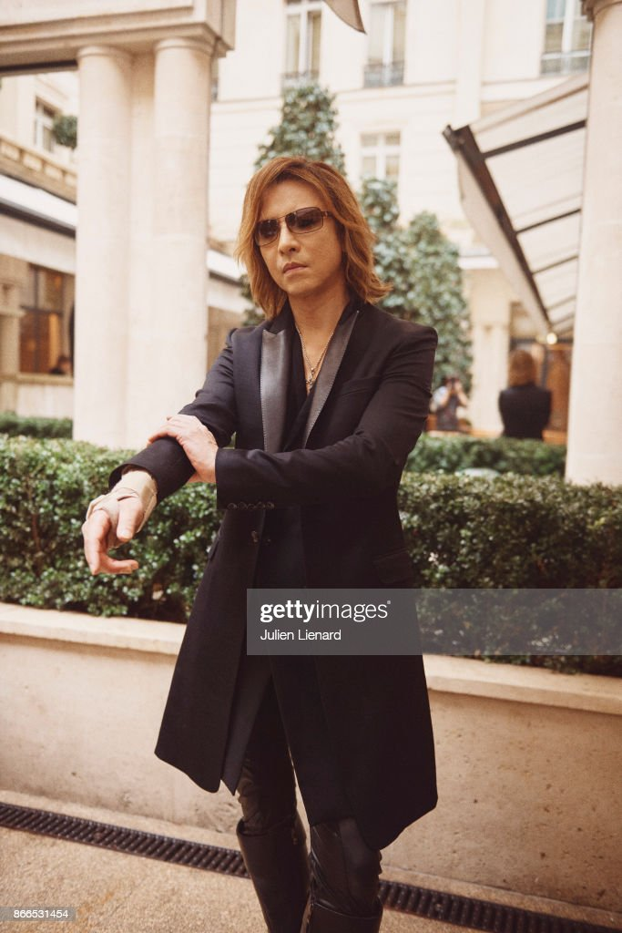 Yoshiki, Self Assignment, October 2017