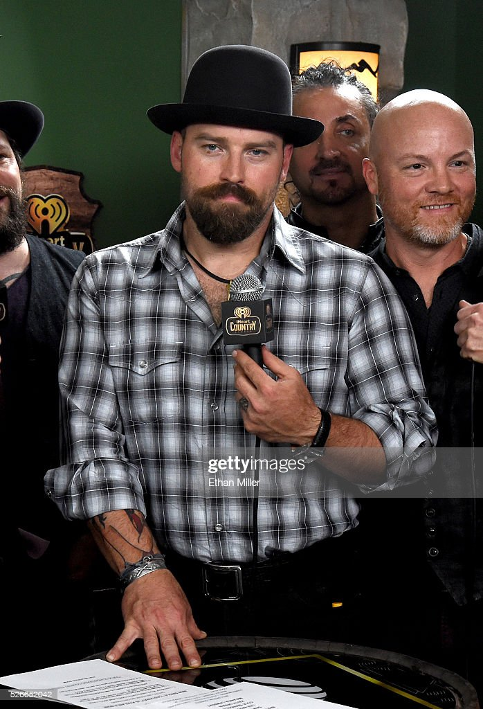 Musician Zac Brown attends the 2016 iHeartCountry Festival at The Frank Erwin Center on April 30, 2016 in Austin, Texas.