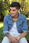 Musician Zayn Malik of One Direction attends the 2013 Teen Choice Awards at Gibson Amphitheatre on August 11 2013 in Universal City California