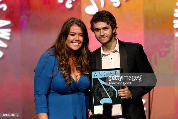 Musician Zedd speaks during the 2014 ASCAP Pop Awards at Lowes Hollywood Hotel on April 23 2014 in Hollywood California