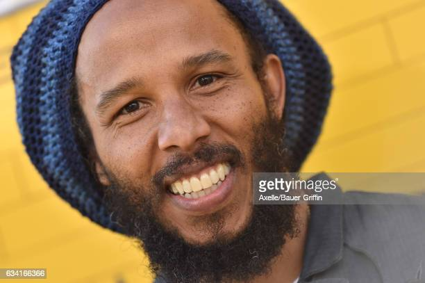 Musician Ziggy Marley arrives at the premiere of Warner Bros Pictures' 'The LEGO Batman Movie' at Regency Village Theatre on February 4 2017 in...