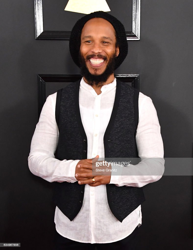Musician Ziggy Marley attends The 59th GRAMMY Awards at STAPLES Center on February 12, 2017 in Los Angeles, California.