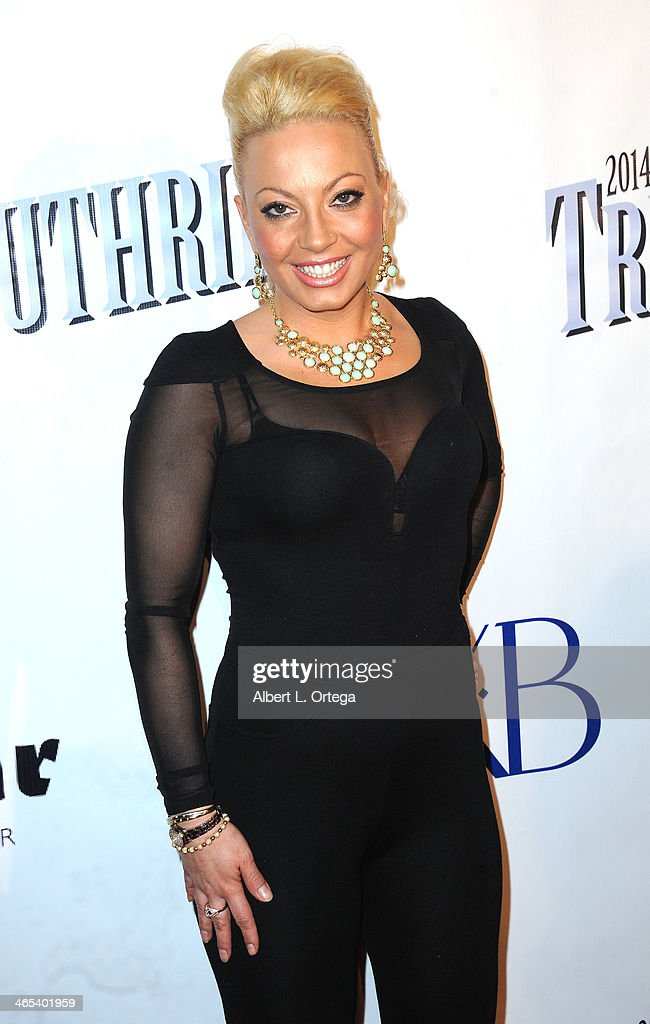 Musician Zonje arrives for Pre-Grammy Celebration Party For Trevor Guthrie held at Acabar on January 25, 2014 in Los Angeles, California.