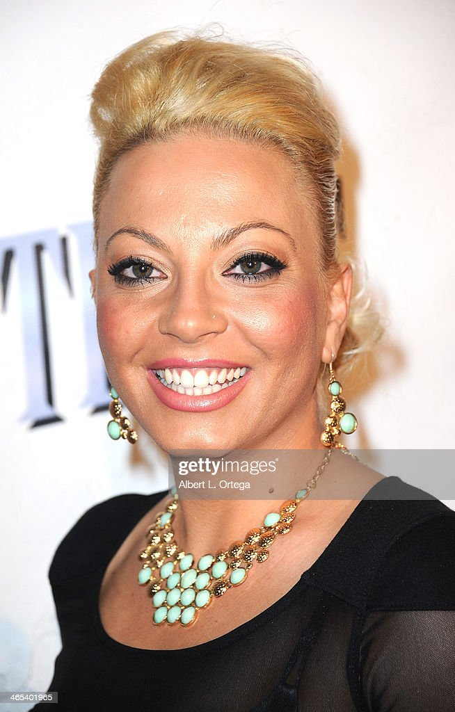 Musician Zonje arrives for Pre-Grammy Celebration Party For <a gi-track='captionPersonalityLinkClicked' href=/galleries/search?phrase=Trevor+Guthrie&family=editorial&specificpeople=2079775 ng-click='$event.stopPropagation()'>Trevor Guthrie</a> held at Acabar on January 25, 2014 in Los Angeles, California.