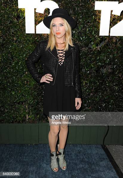 Musician ZZ Ward arrives at TakeTwo's Annual E3 Kickoff Party at Cecconi's Restaurant on June 13 2016 in Los Angeles California