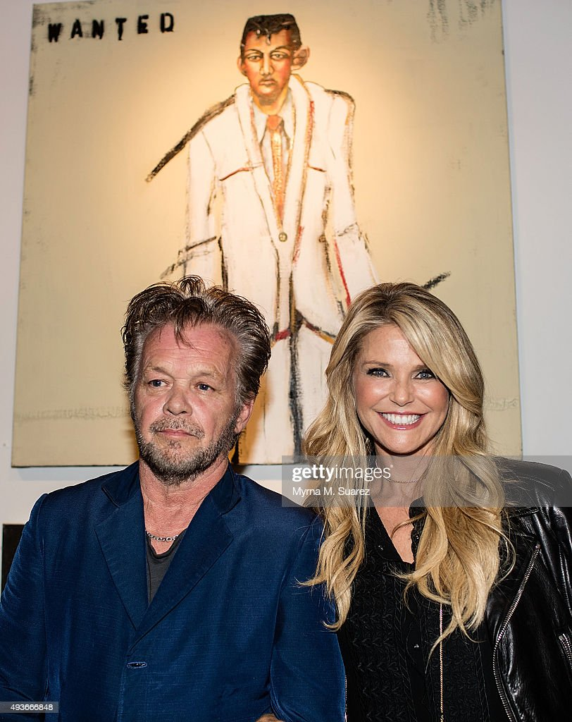 "John Mellencamp ""The Isolation Of Mister"" Art Exhibition Opening"