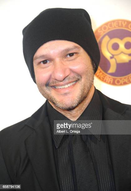 Musician/artist Neil D'Monte arrives for the 2017 Society Of Camera Operators Awards held at Loews Hollywood Hotel on February 11 2017 in Hollywood...