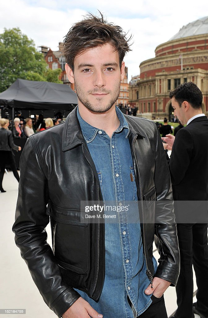 Musician/Model Roo Panes arrives at the Burberry Spring Summer 2013 Womenswear Show during London Fashion Week on September 17, 2012 in London, United Kingdom.