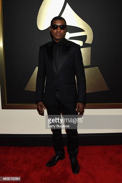 Musician/Producer Kenneth 'Babyface' Edmonds attends The 57th Annual GRAMMY Awards at the STAPLES Center on February 8 2015 in Los Angeles California