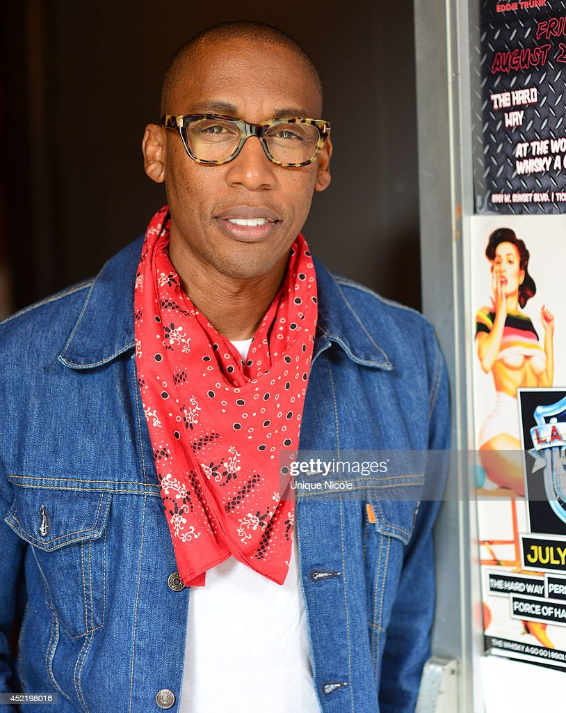 Musician/record producer <a gi-track='captionPersonalityLinkClicked' href=/galleries/search?phrase=Raphael+Saadiq&family=editorial&specificpeople=858977 ng-click='$event.stopPropagation()'>Raphael Saadiq</a> attends special art guitar tribute to Grammy Lifetime Achievement Award recipient and Rock and Roll Hall of Famer Otis Redding at The Whiskey A Go Go on July 15, 2014 in West Hollywood, California.