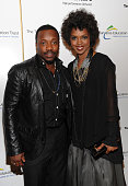Musicians Anthony Hamilton and Lauryn Hill attend the Tanzania Education Trust New York Gala hosted by President Jakaya Kikwete of the United...