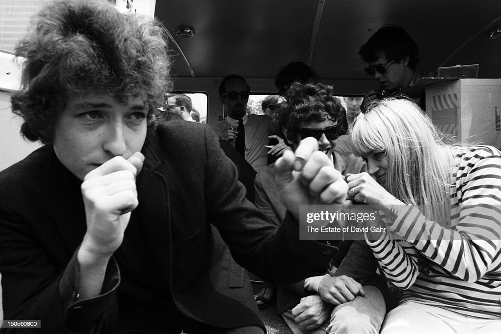 bob dylan and donovan relationship