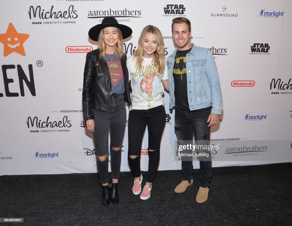 Starlight Children's Foundation's Dream Halloween - Arrivals
