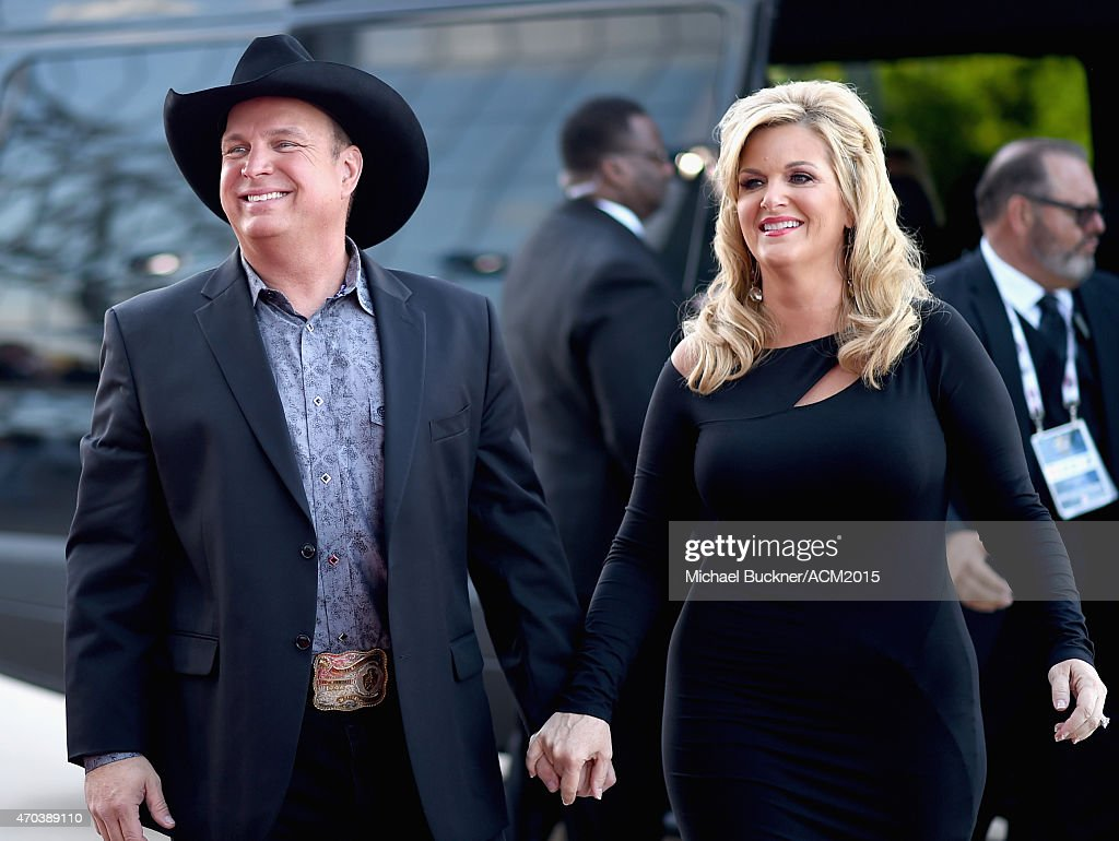 50th academy of country music awards red carpet getty for Garth brooks trisha yearwood songs
