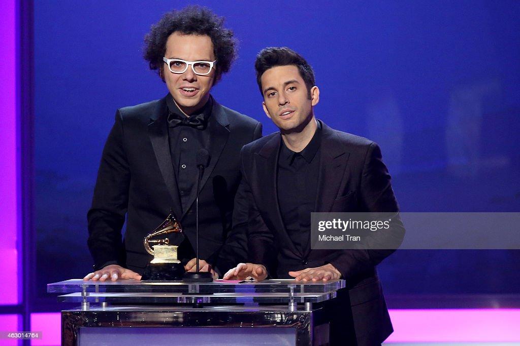 57th GRAMMY Awards - Premiere Ceremony