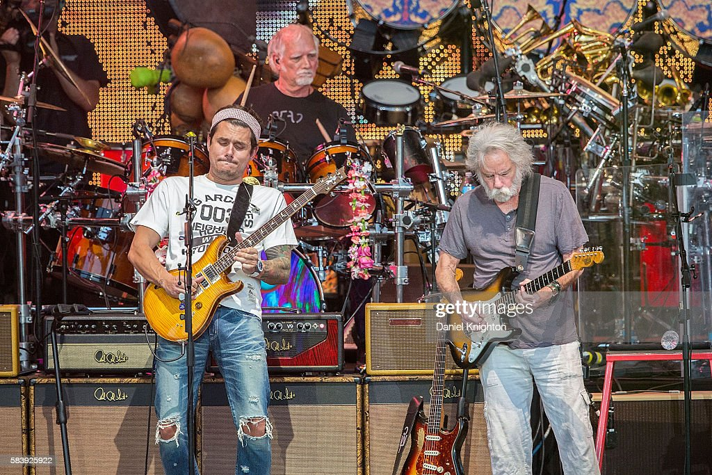 Dead And Company Perform At Sleep Train Amphitheatre