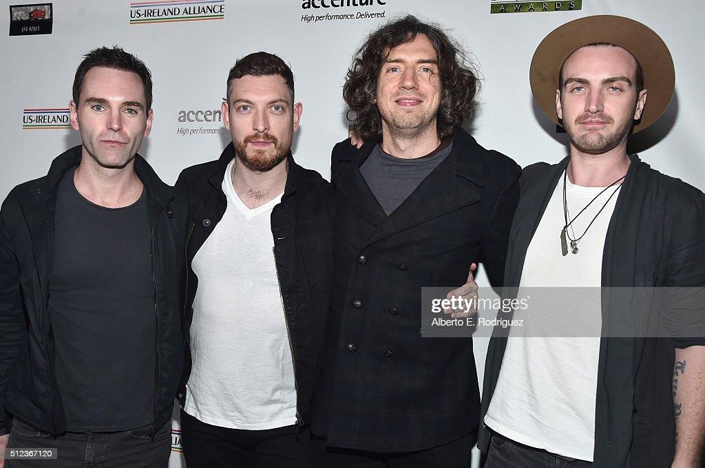 Oscar Wilde Awards 2016 - Red Carpet