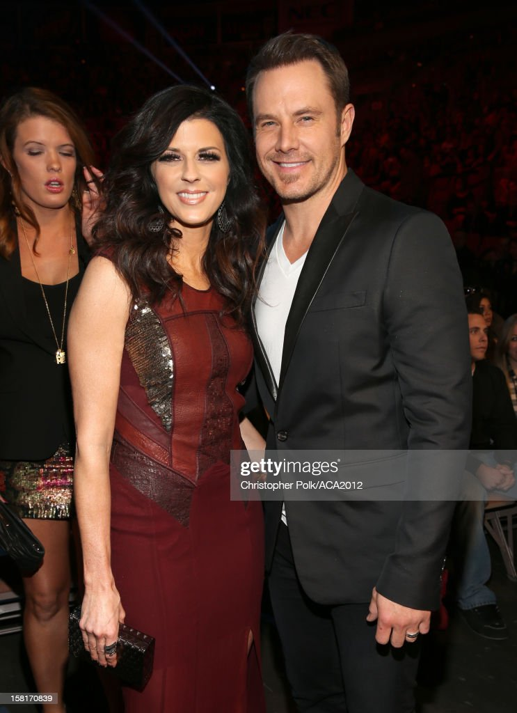 2012 American Country Awards - Backstage And Audience