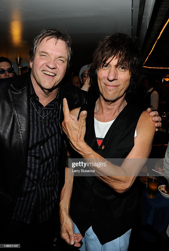 Jeff Beck Commemorates Les Paul's 95th Birthday - Day 2 - After Party
