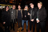 Musicians Robby Takac Tom Petersson Rob Thomas Robin Zander Rick Nielsen and John Rzeznik attend the 2nd Annual National Concert Day presented by...