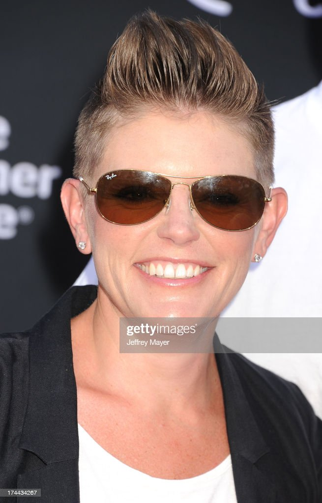 Musician/singer <a gi-track='captionPersonalityLinkClicked' href=/galleries/search?phrase=Natalie+Maines&family=editorial&specificpeople=213616 ng-click='$event.stopPropagation()'>Natalie Maines</a> arrives at 'The Lone Ranger' World Premiere at Disney's California Adventure on June 22, 2013 in Anaheim, California.
