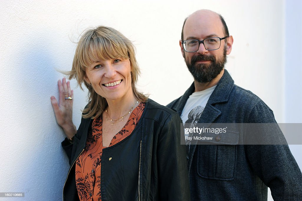 'Musicwood' director Maxine Trump and producer/editor Josh Granger attend the 28th Santa Barbara International Film Festival on January 27, 2013 in Santa Barbara, California.