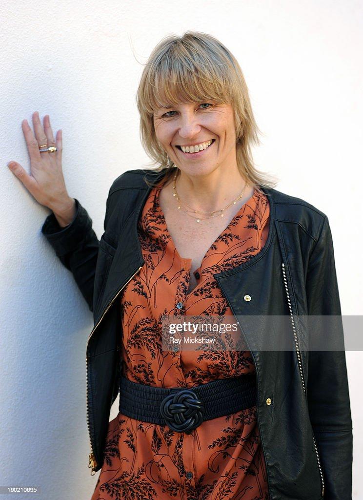 'Musicwood' director Maxine Trump attends the 28th Santa Barbara International Film Festival on January 27, 2013 in Santa Barbara, California.