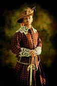 Musketeer's pride