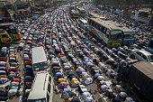 BGD: World Muslims Congregation In Dhaka