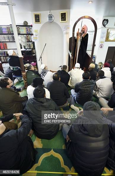 attending a muslim friday prayer as Friday is called yawm al-jum'ah in arabic, meaning the day of assembly muslims gather for congregational worship during the friday midday prayer.