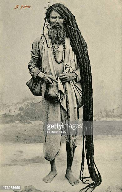 A Muslim Fakir India Photograph taken early 20th century Fakirs are muslim ascetics found on the Indian subcontinent During the Raj this term became...