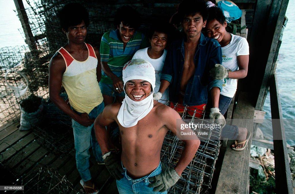 Muslim Fishermen