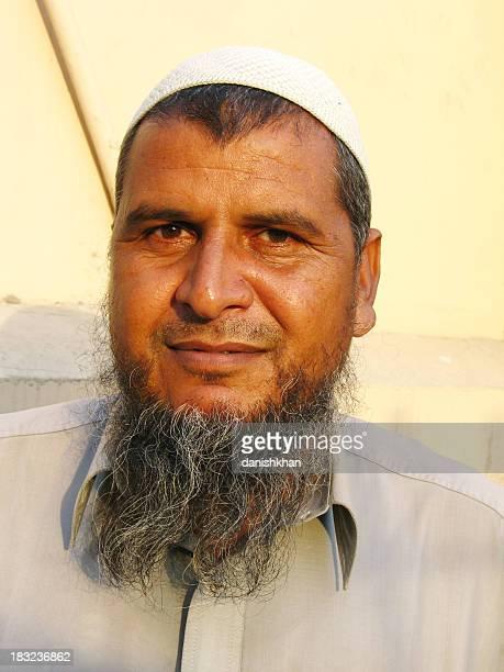 Uomo musulmano