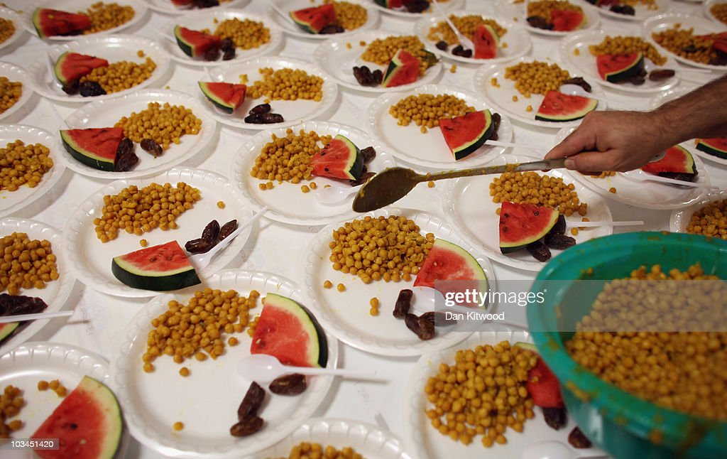 Iftar Is Prepared For Over 400 Muslims During The Holy ...