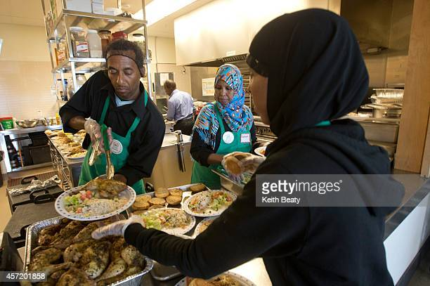 Muslim Welfare Centre launched a restaurantstyle Halal meal service on Sunday at the Christian Resource Centre in Regent Park It will be the first in...