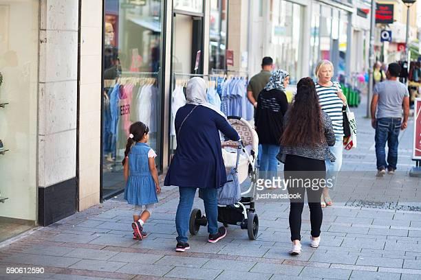 Muslim women and family