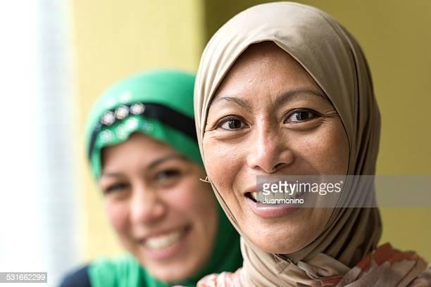 Musulmana mujeres
