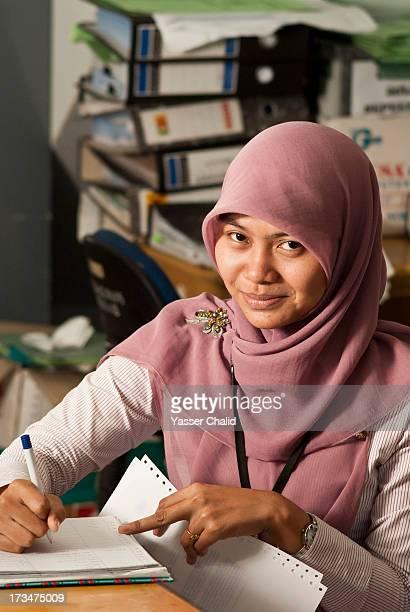 Muslim Working Woman