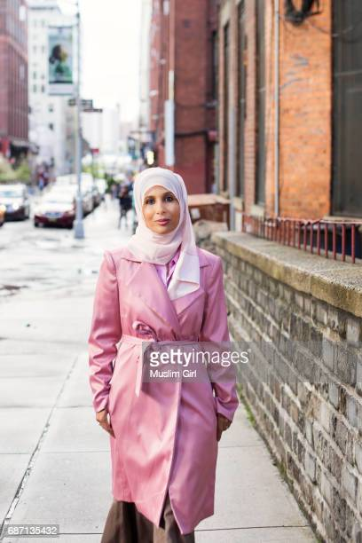 #MuslimGirl Street Style