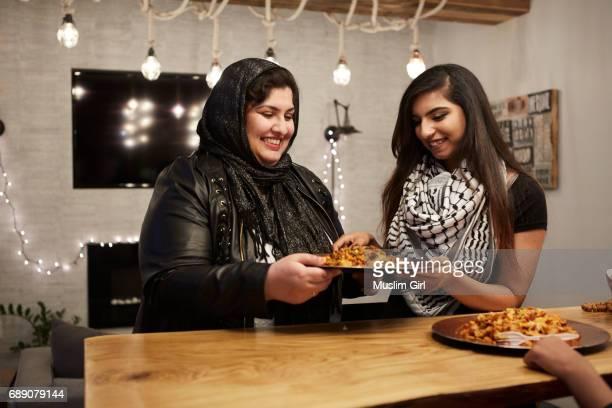 #MuslimGirls Iftar for Ramadan - Breaking Fast