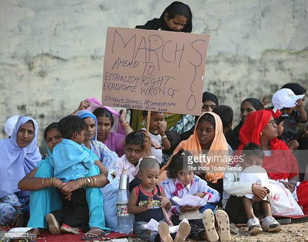 Image result for srikrishna commission protest mumbai