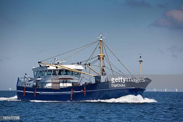 Mussel Trawler