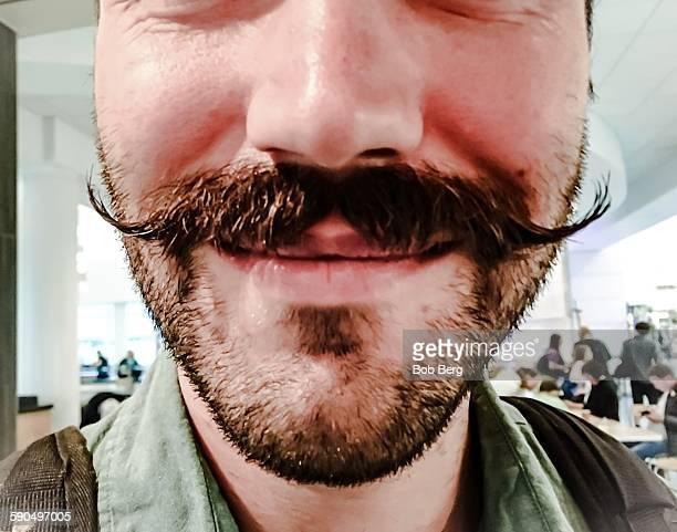 Jacksonville Fl December 31 2014 Mustache selfie