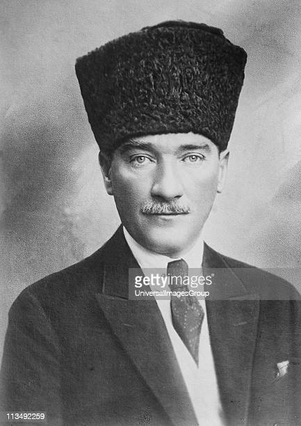 Mustafa Kemal Ataturk Turkish army officer and revolutionary Founder and first President of the Turkish Republic 19231938 Served in the Ottoman until...