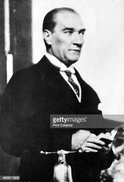 Mustafa Kemal Ataturk Turkish statesman Ataturk was leader of the Turkish nationalist movement from 1909 He was responsible for the modernisation of...