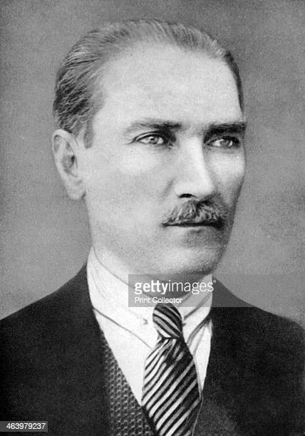 Mustapha Kemal Pasha 1926 Mustapha Kemal Atatürk was an army officer revolutionary statesman the founder of the Republic of Turkey and its first...