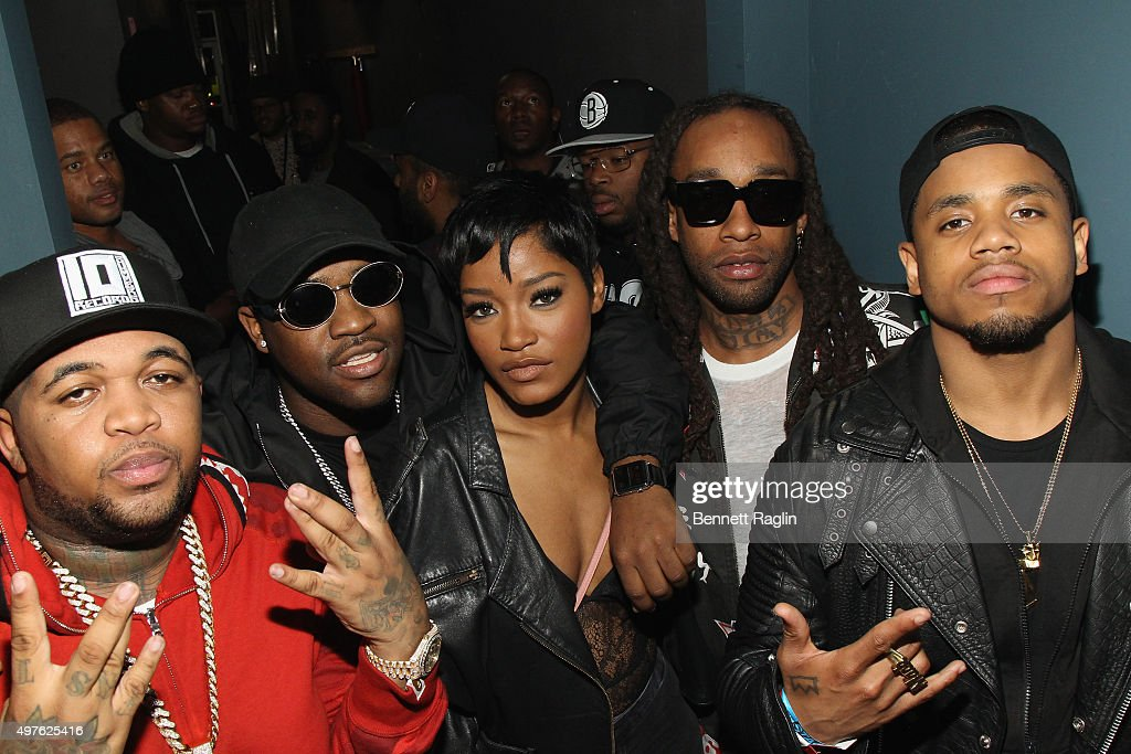 Mustard A$AP Ferg Keke Palmer Ty Dolla $ign and Mack Wilds attend as Coors Light Soundtrack reFRESH brings DJ Mustard Fabolous and special guests To...