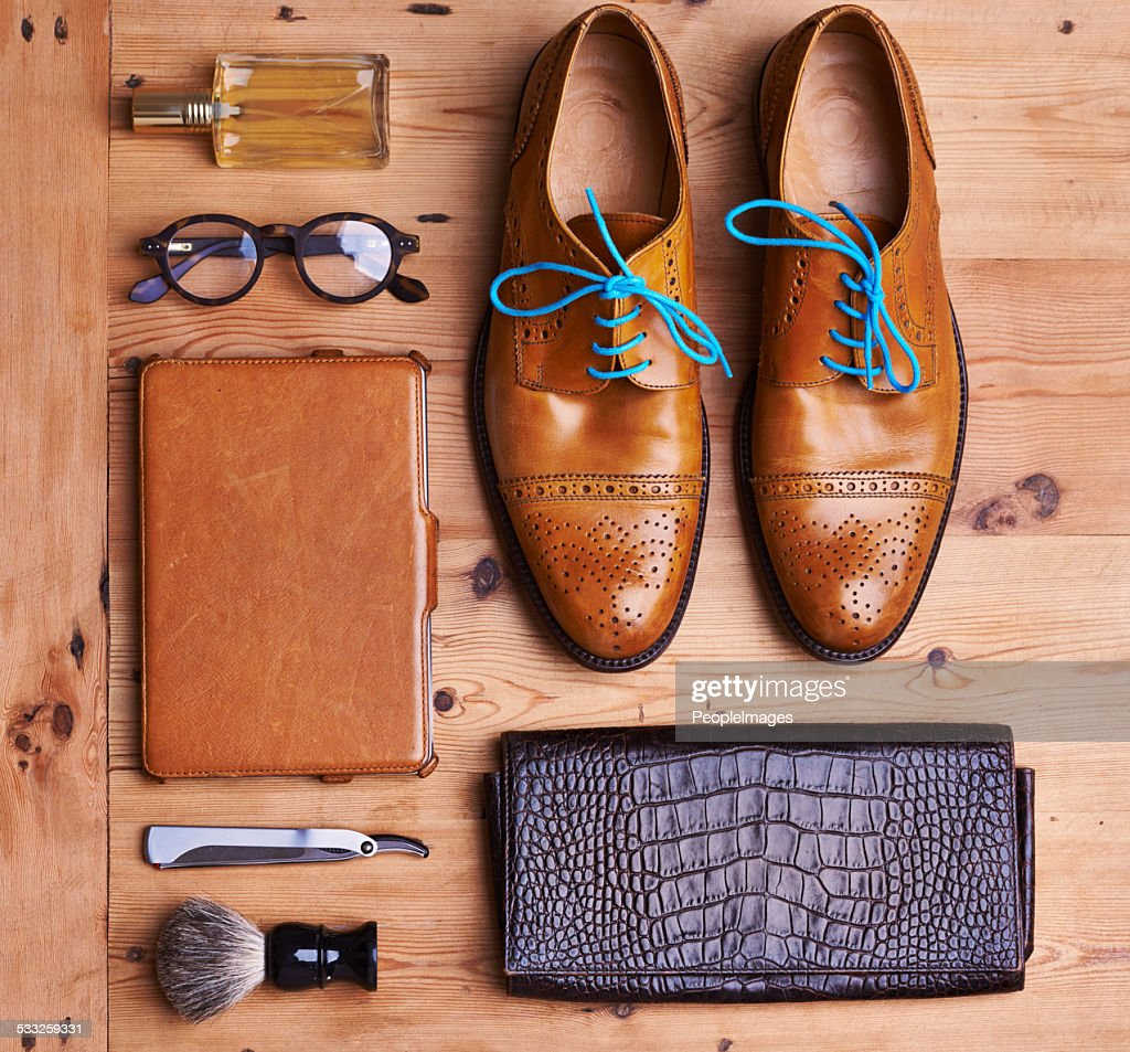 Must-haves for this season! : Stock Photo