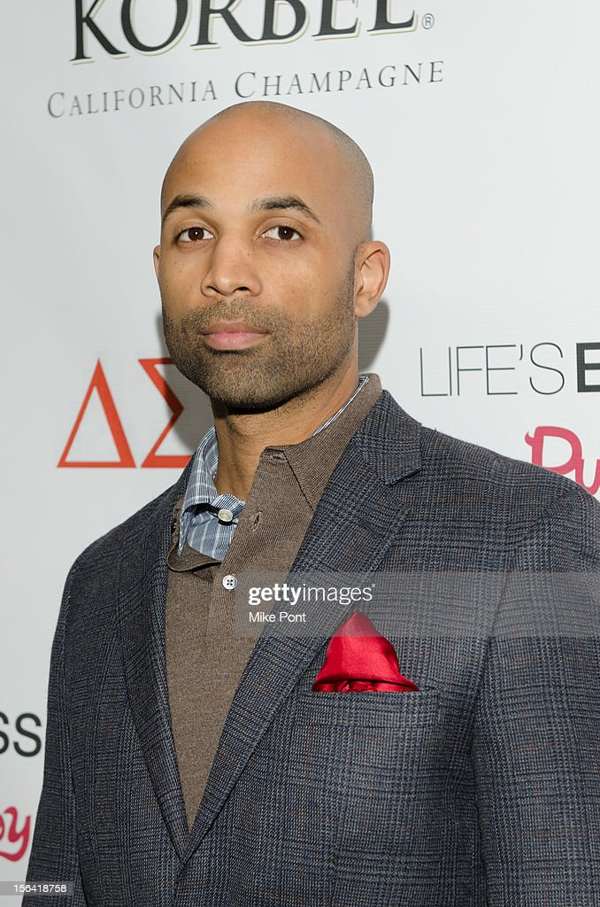 MutaÕAli attends the 'Life's Essentials With Ruby Dee' screening at The Schomburg Center for Research in Black Culture on November 14, 2012 in New York City.