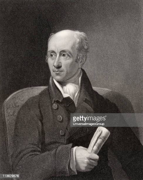 Muzio Clementi 1752 to 1832 Italian composer and pianist Engraved by H Cook after J Lonsdale From the book National Portrait Gallery volume V...